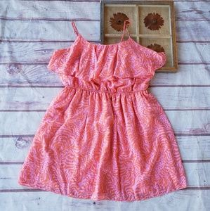 Lilly Pulitzer For Target Ruffle Flounce Dress XXL